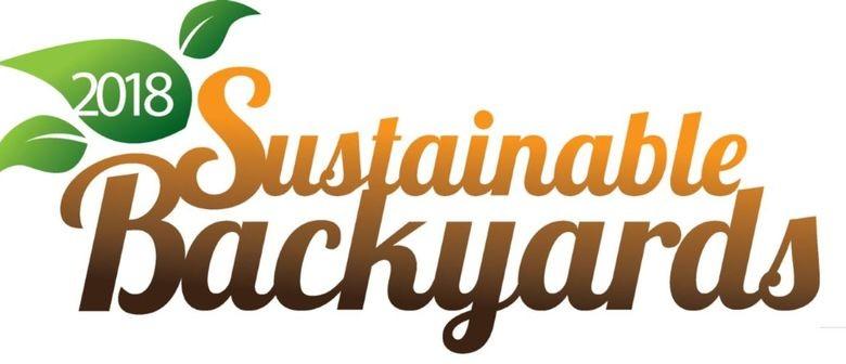 Sustainable Backyards 2018