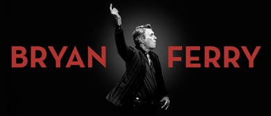 Bryan Ferry World Tour 2019