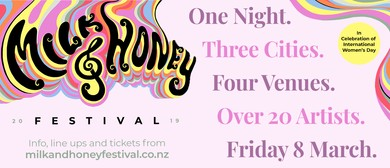 Milk & Honey Festival