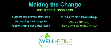 Healthy Eating & Active Living: Making the Change Tour