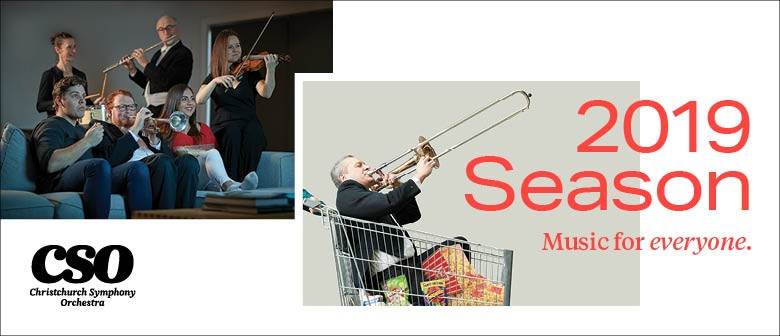Christchurch Symphony Orchestra 2019 Season - Eventfinda