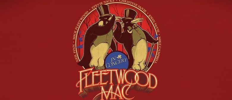 Fleetwood Mac New Zealand Tour