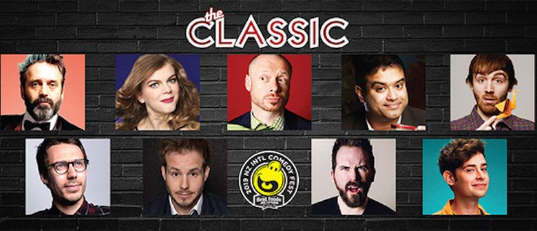 The Classic Comedy Club & Studio