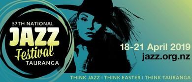 Tauranga's 57th National Jazz Festival