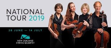 New Zealand String Quartet National Tour