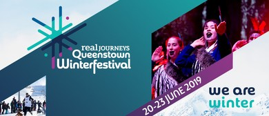 Real Journeys Queenstown Winter Festival