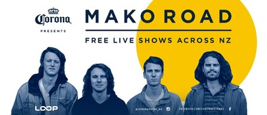 Mako Road - NZ Tour