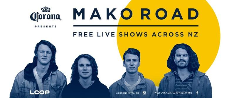 Mako Road - NZ Tour