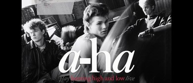 a-ha – Hunting High and Low Tour