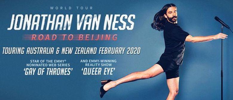 Jonathan Van Ness – Road to Beijing Tour