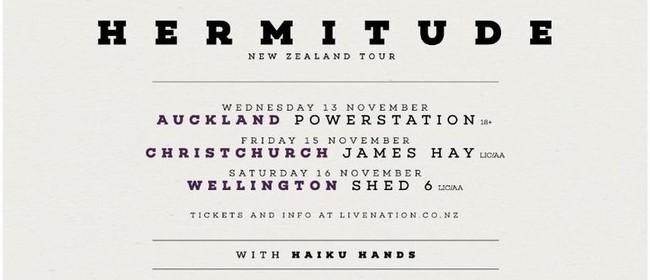 Hermitude New Zealand Tour