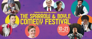 The Sparrow & Boyle Comedy Festival