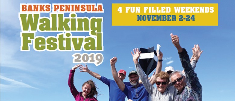 2019 Banks Peninsula Walking Festival Full Programme