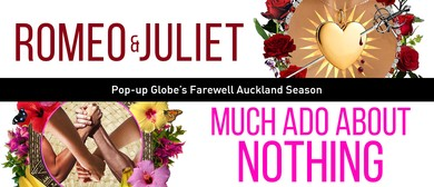 "Pop-up Globe's farewell season ""The Summer of Love"" Presented by Anthony Harper"