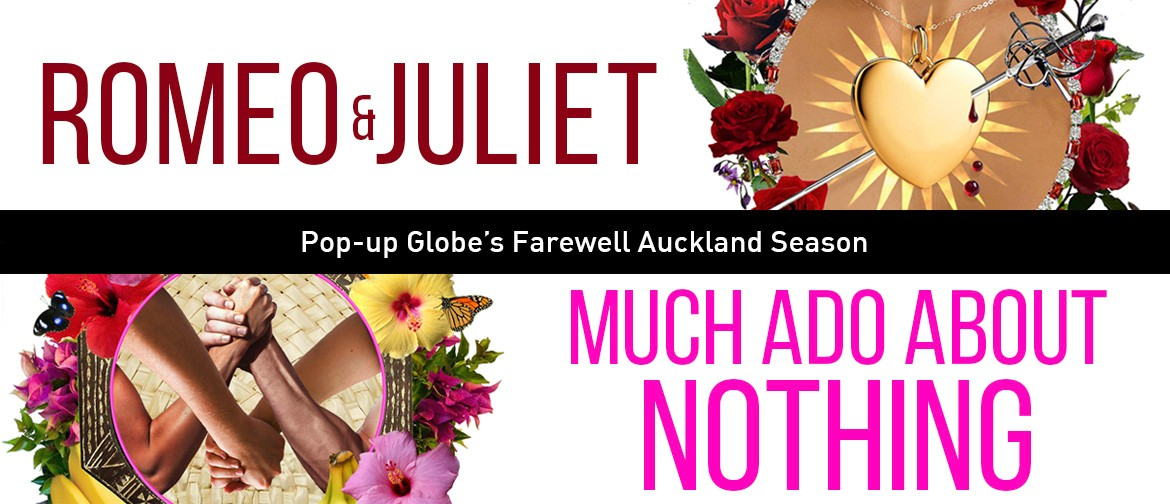 """Pop-up Globe's farewell season """"The Summer of Love"""" Presented by Anthony Harper"""