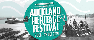 Auckland Heritage Festival 2019