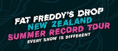 Fat Freddy's Drop – Summer Record Tour 2020