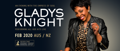 An Evening With The Empress of Soul Gladys Knight