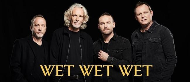 Wet Wet Wet New Zealand Tour 2020