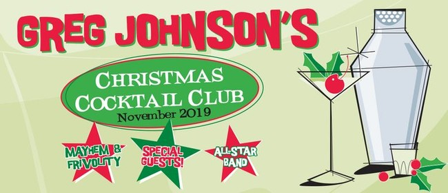 Greg Johnson's Christmas Cocktail Club
