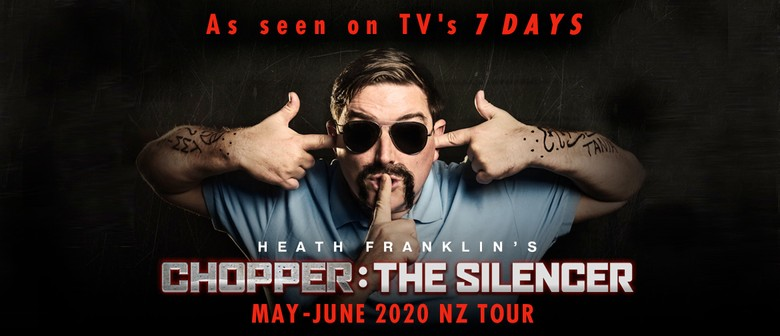 As seen on 7 Days, Chopper returns with a brand new show!