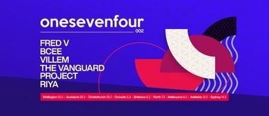 Onesevenfour 002 New Zealand Tour 2020