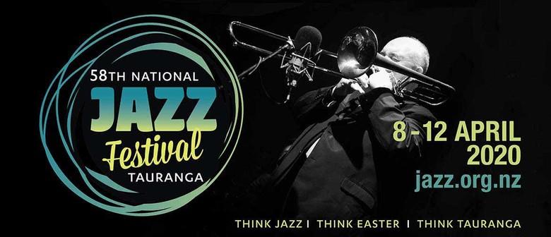 58th National Jazz Festival Tauranga