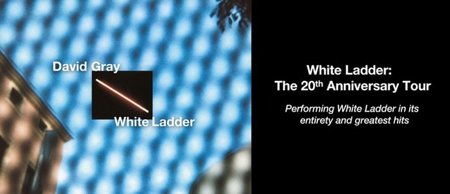 David Gray – White Ladder: 20th Anniversary Tour
