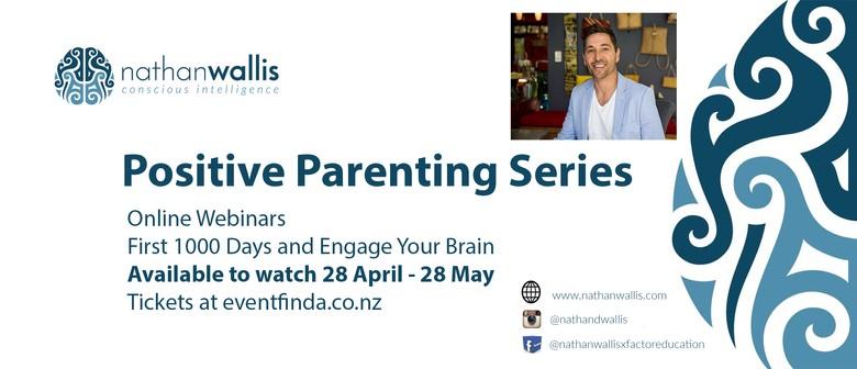 Nathan Wallis - Positive Parenting Series