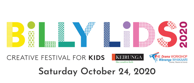 Billy Lids - Creative Festival for Kids