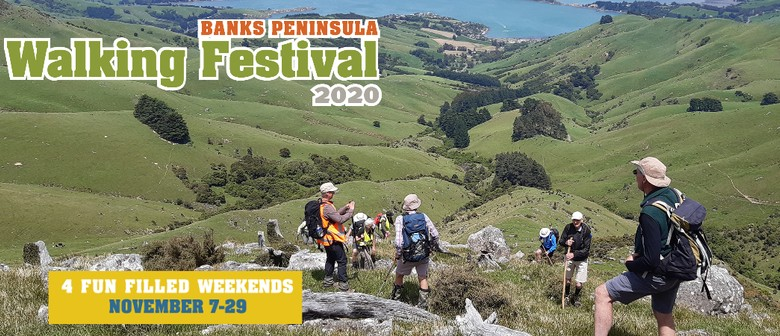 Banks Peninsula Walking Festival 2020 Full Programme