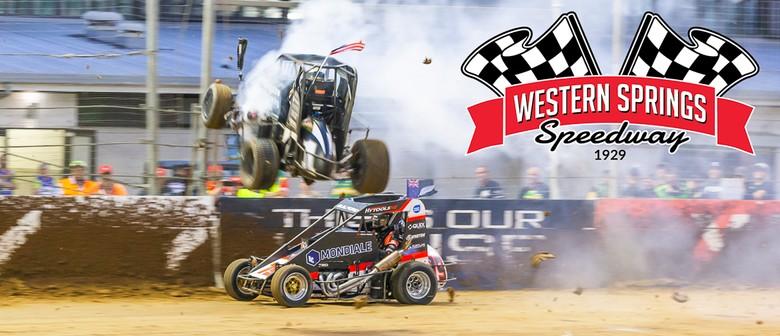 Western Springs Speedway 20/21