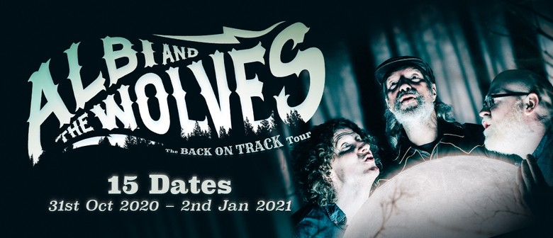 Albi & The Wolves Back On Track Tour