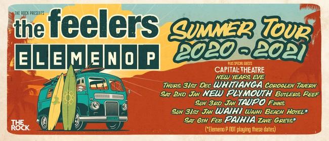 The Feelers & Elemeno P - Summer Tour 2021