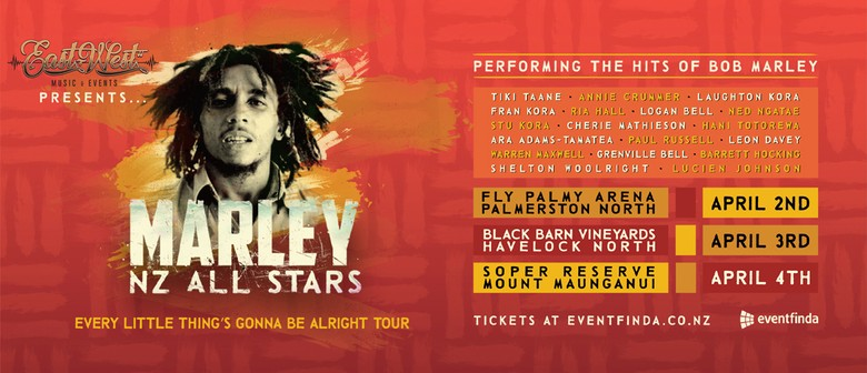Marley NZ All Stars Tour