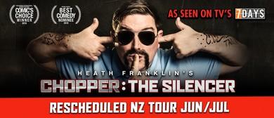 Heath Franklin's Chopper - The Silencer NZ Tour 2021