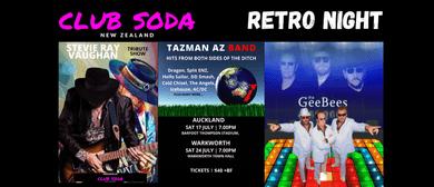 Club Soda Retro Party