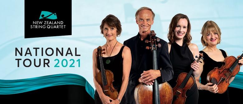 New Zealand String Quartet - National Tour 2021