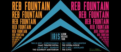 Reb Fountain IRIS NZ Tour 2021
