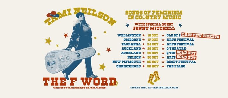 Tami Neilson - The F Word Tour