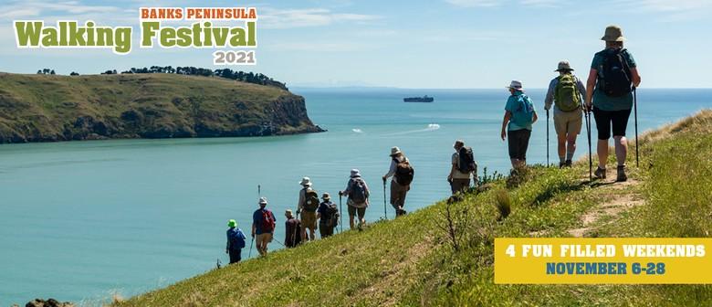 2021 Banks Peninsula Walking Festival Full Programme