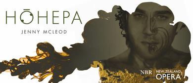 NBR New Zealand Opera's Hohepa World Premiere