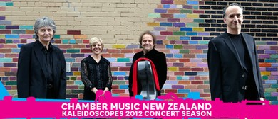 Takacs Quartet New Zealand Tour
