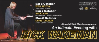 An Intimate Evening With Rick Wakeman