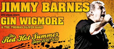 Jimmy Barnes & Gin Wigmore - The Red Hot Summer Tour