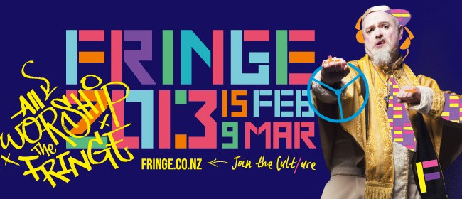 New Zealand Fringe Festival 2013