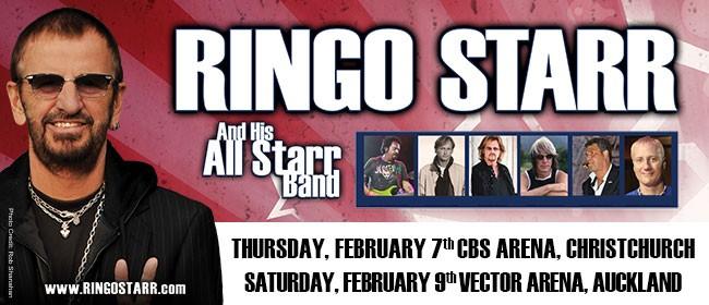 Ringo Starr Tour