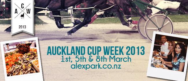Auckland Cup Week at Alexandra Park