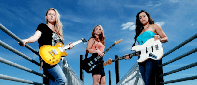 Girls with Guitars Tour