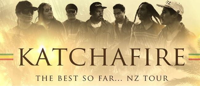 Katchafire - The Best So Far Tour